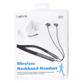 logilink bt0049 bluetooth stereo sport in ear headset with neckband extra photo 6