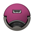baseus tiny star pps car charger type c 30w fast charging pink extra photo 3