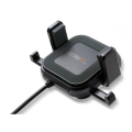 technaxx wireless car charger with smartphone holder te17 extra photo 2