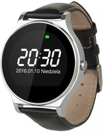 Kruger & Matz Km0431 Smartwatch Classic Style Black ...