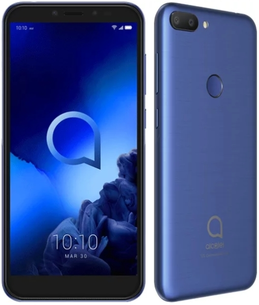 ΚΙΝΗΤΟ ALCATEL 1S 5024D 32GB 3GB DUAL SIM BLUE GR