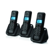 motorola t303 triple wireless dect phone photo