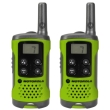 motorola tlkr t41 walkie talkie green photo