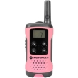 motorola tlkr t41 walkie talkie pink photo