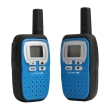 olympia 1208 pmr walkie talkie 8km blue photo