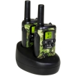 evolveo freetalk xm2 walkie talkie set with dual charging base photo