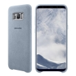 samsung alcantara cover ef xg955am for galaxy s8 plus mint photo