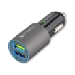 4smarts rapid qualcomm 30 car charger matt grey photo