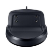 samsung charging dock ep yb360bb for gear fit 2 black photo