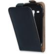 leather case plus new for samsung galaxy i8190 i8200 s3 mini s3 mini ve black photo
