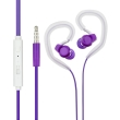 blue star sp80 handsfree set sport universal 35mm purple photo