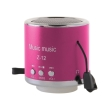 global technology z 12 mini speaker pink photo