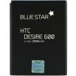 blue star premium battery for htc desire 600 2000mah li ion photo