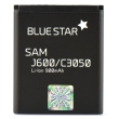 blue star premium battery for samsung j600 c3050 m600 j750 s8300 s7350 900mah li ion photo