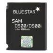blue star premium battery for samsung d900 d900i 1000mah li ion photo
