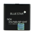 blue star premium battery for nokia e51 n81 n81 8gb n82 n86 1200mah li ion photo