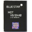 blue star premium battery for motorola v8 v9 u9 1050mah li ion photo