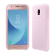 samsung dual layer cover ef pj330cp for galaxy j3 2017 pink photo