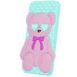 greengo silicon 3d back cover case love bear for zte a452 mint 5900495522016 photo