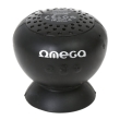 omega speaker og46b splashproof bluetooth v30 black photo