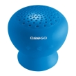 omega speaker og46bl splashproof bluetooth v30 blue photo