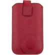esperanza ema101r l pouch case large red photo
