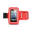 esperanza ema122r l universal sport armband case for smartphones large red photo