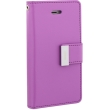 mercury goospery rich diary flip case samsung galaxy s8 plus g955 purple photo