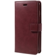 mercury goospery mansoor diary flip case apple iphone 7 plus wine red photo