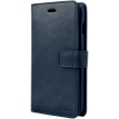 mercury goospery mansoor diary flip case samsung galaxy s8 plus g955 navy blue photo