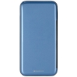 mercury goospery happy bumper back cover case samsung a5 2017 a520 coral blue photo