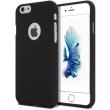 mercury goospery soft feeling logo back cover case iphone 7 8 black photo