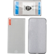 4smarts 360 premium protection set case friendly for samsung galaxy note 8 clear photo
