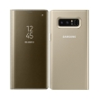 samsung clear view cover ef zn950cf for galaxy note 8 gold photo