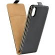 flip case slim flexi fresh for apple iphone x black photo