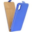 flip case slim flexi fresh for apple iphone x blue photo