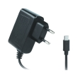 setty micro usb wall charger 21a black photo