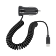 forever m01 car charger type c 21a black photo
