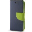 flip case smart fancy for sony xperia l1 blue green photo