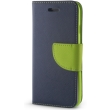 flip case smart fancy for huawei y7 blue green photo