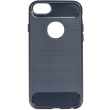 forcell carbon back cover case for apple iphone 7 8 grey photo