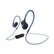 hama 177096 active bt clip on sport earphones black blue photo