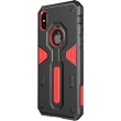 nillkin defender 2 back cover case for apple iphone x red photo
