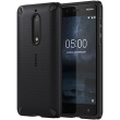 nokia rugged impact case cc 502 for nokia 5 pitch black photo