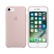 apple mmx12 iphone 7 silicon case pink sand photo