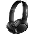 philips shb3075bk 00 bass wireless bluetooth headset black photo