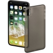 hama 181392 ultra slim cover for apple iphone x black photo