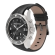 mykronoz zeclock premium analog smartwatch silver photo