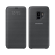 samsung led view cover ef ng960pb for galaxy s9 black photo