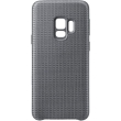 samsung hyperknit cover fabric ef gg960fj for galaxy s9 grey photo